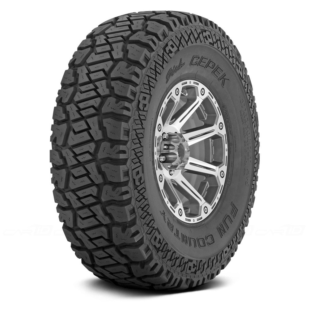 Dick cepeck fun country ii tires