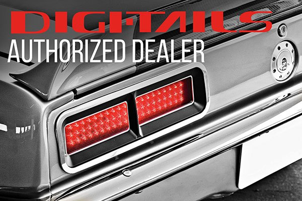 Sequential Led Tail Light Kit For Camaro Team Camaro Tech