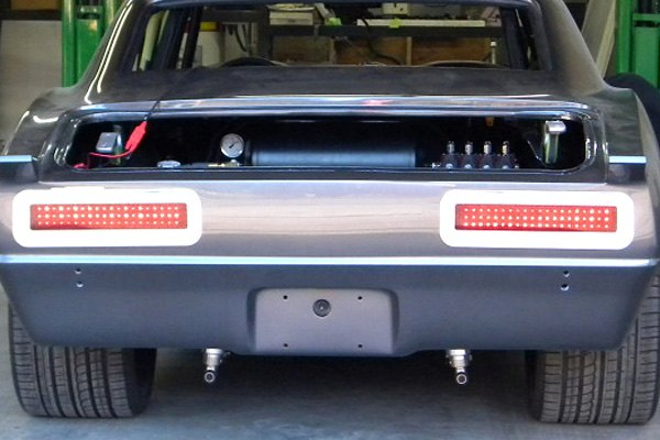 Digi Tails Chevy Camaro 1967 Sequential Led Tail Light Panel Kit