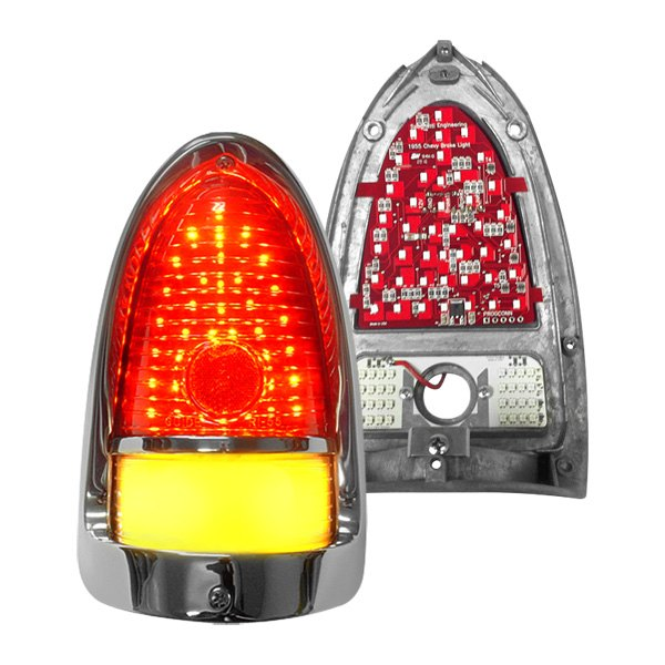 Digi Tails 174 1100655 Sequential Led Tail Light Panel Kit