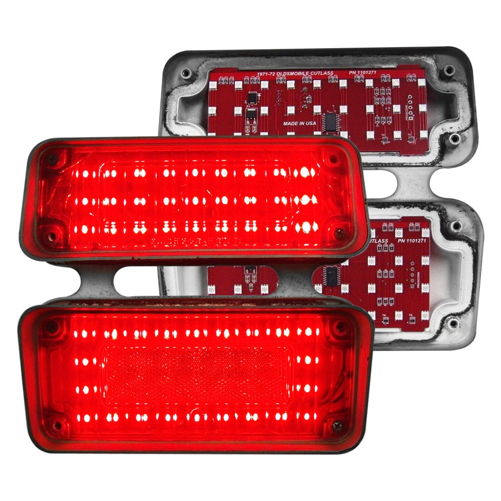 Digi Tails 174 1101271 Sequential Led Tail Light Panel Kit