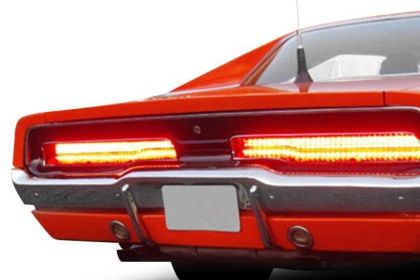 1200269 Digi-Tails 1969 1970 Dodge Charger LED Tail Light Kit