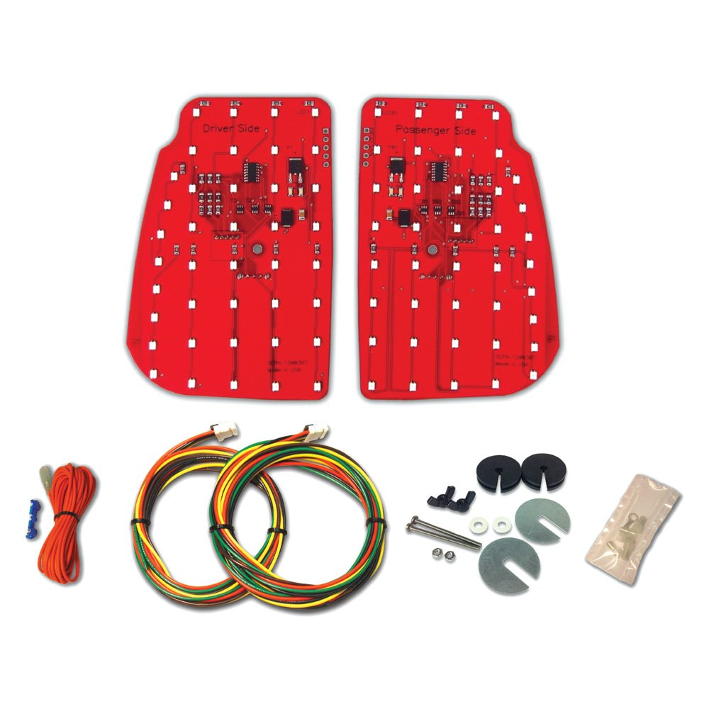 digi tails 1200369 tail light led sequential panel kit. Black Bedroom Furniture Sets. Home Design Ideas