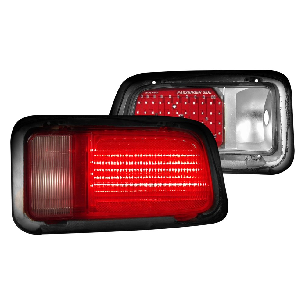 Digi Tails 174 1200371 Sequential Led Tail Light Panel Kit