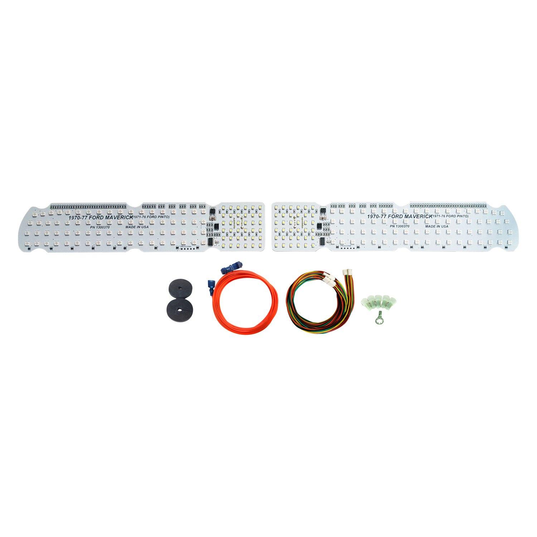 For Ford Maverick 1970-1977 Digi-Tails Sequential LED Tail Light Panel Kit