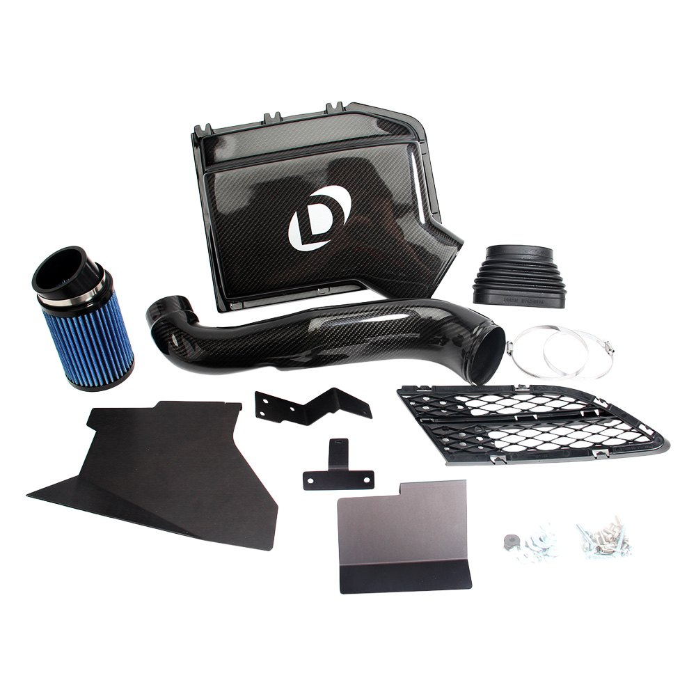 BMW 3-Series 2008 Carbon Fiber Cold Air Intake Kit