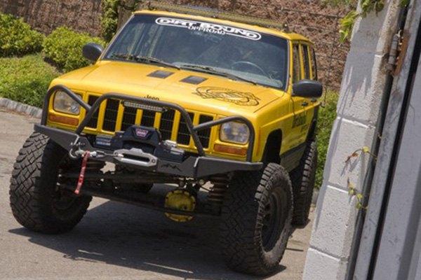 Dirtbound Offroad® - Jeep Cherokee - 57.0KB