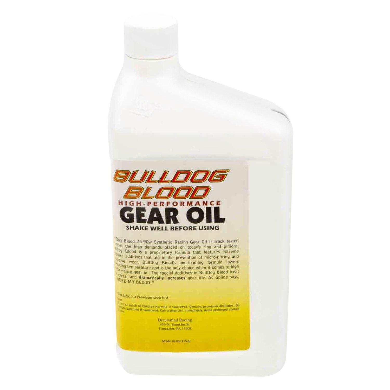 Diversified Machine® - BullDog Blood 75W-90 High-Performance Gear Oil