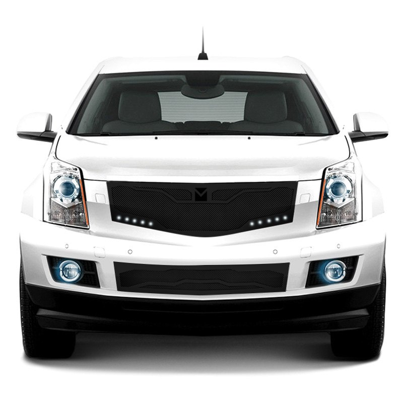 Cadillac 2013 Srx: Cadillac SRX 2013 Macaro Black Mesh Grille