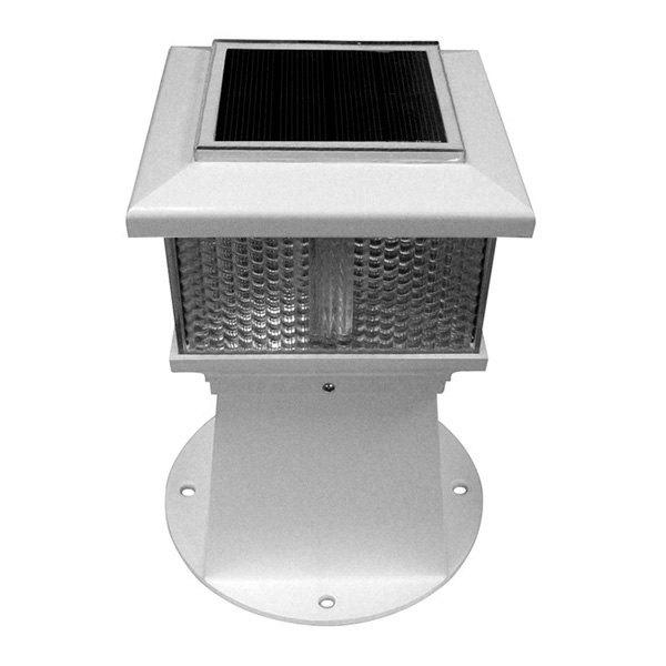 Dock Edge Solar Piling Light EBay