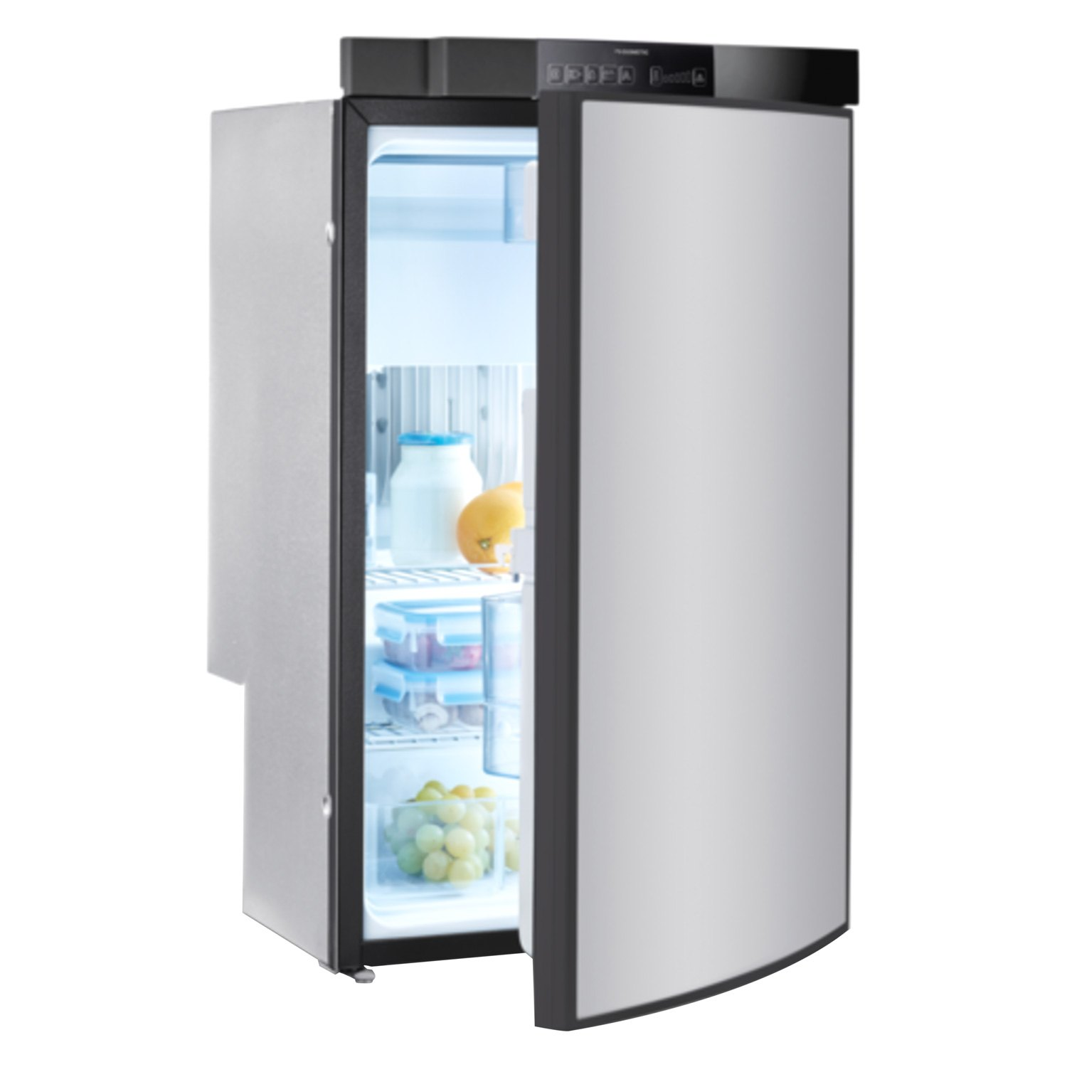 dometic single compartment refrigerator freezer. Black Bedroom Furniture Sets. Home Design Ideas