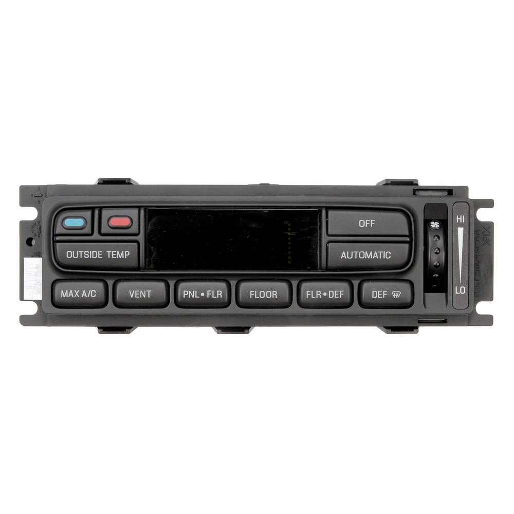 Climate Control Unit: Ford Expedition 1999-2002 Remanufactured