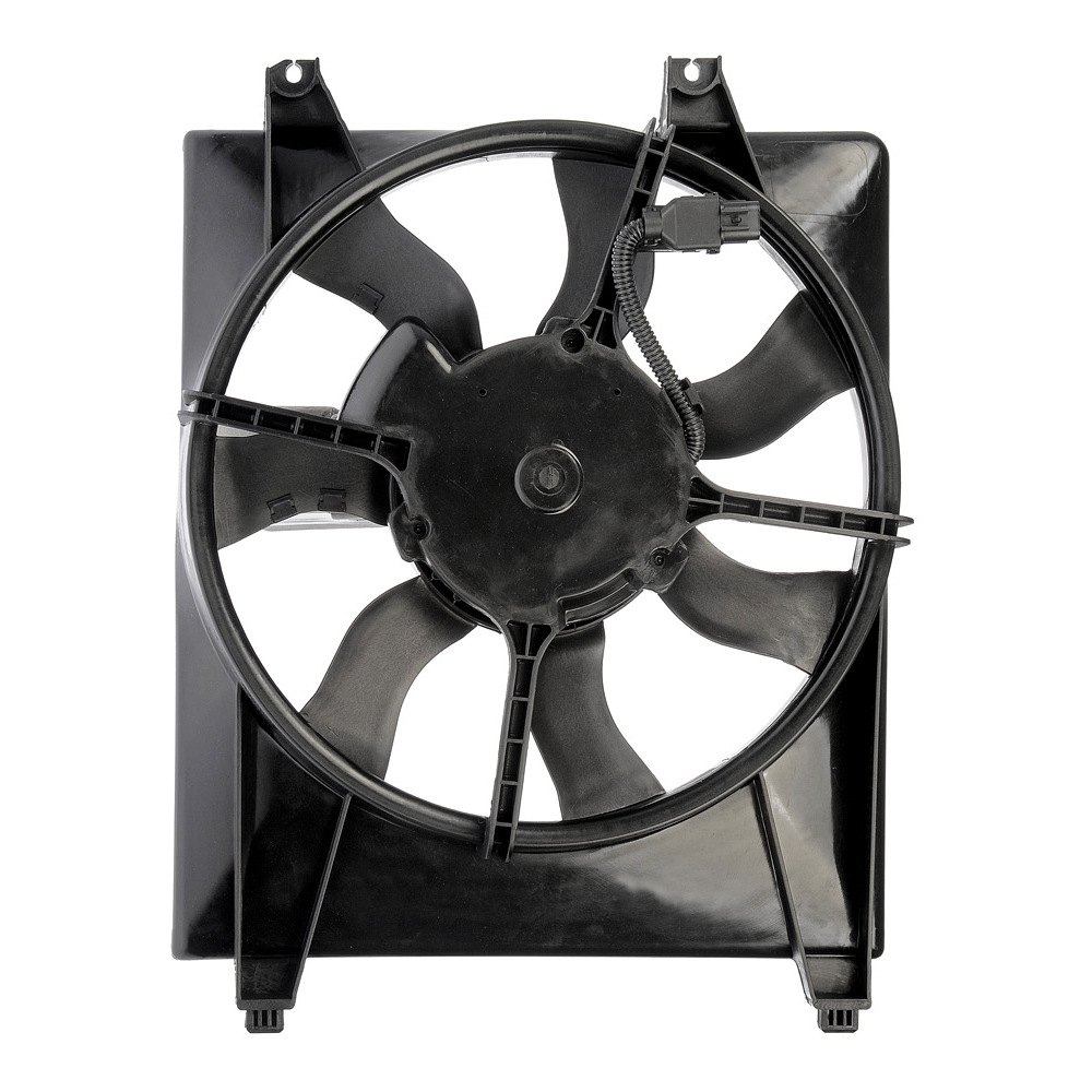 Hvac Cooling Fan : Dorman a c condenser fan assembly