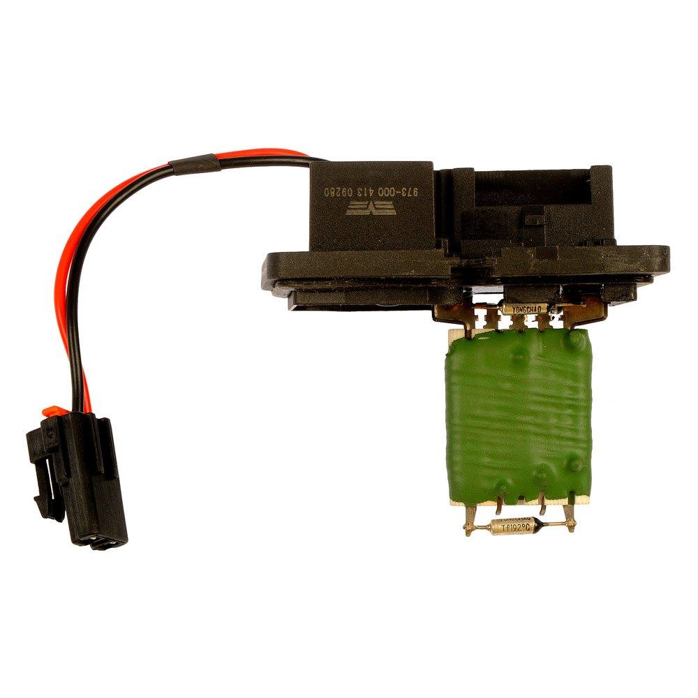 Dorman blower motor resistor for What is a blower motor resistor
