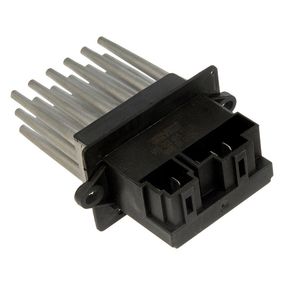 Dorman 973 027 hvac blower motor resistor for What is a blower motor resistor