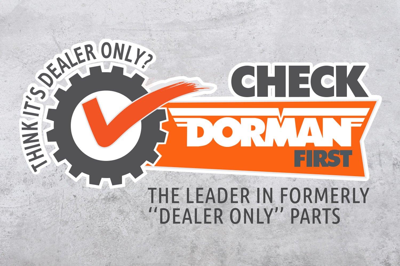 Dorman Help Rack /& Pinion Steering Boot Kit
