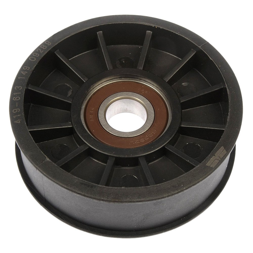 Pulley Tensioner Noise : Drive belt idler pulley