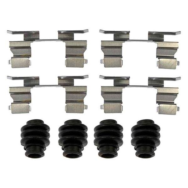 Lincoln Mks Parts: Lincoln MKS 2009-2011 Disc Brake Hardware Kit