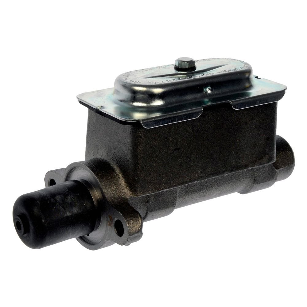 how to detect master cylinder