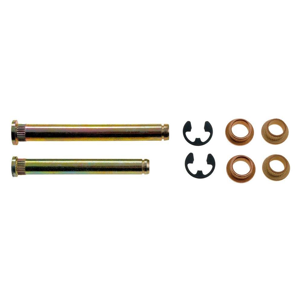 Dorman 38423 Front Upper Door Hinge Pin And Bushing Kit