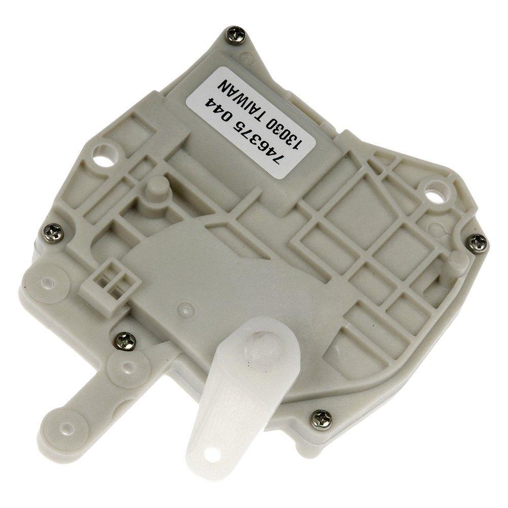 Dorman honda accord 2001 door lock actuator motor for Door lock actuator