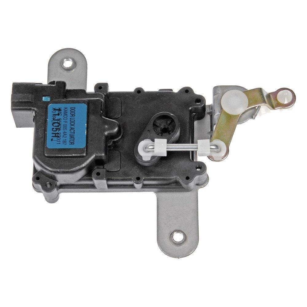 Dorman 759 402 rear driver side door lock actuator motor for Door actuator