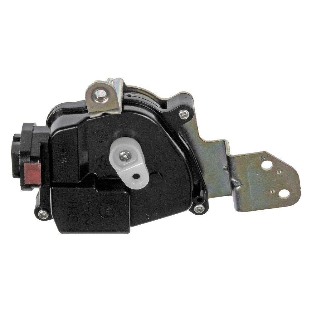 Dorman hyundai accent 2008 door lock actuator motor for Door lock actuator
