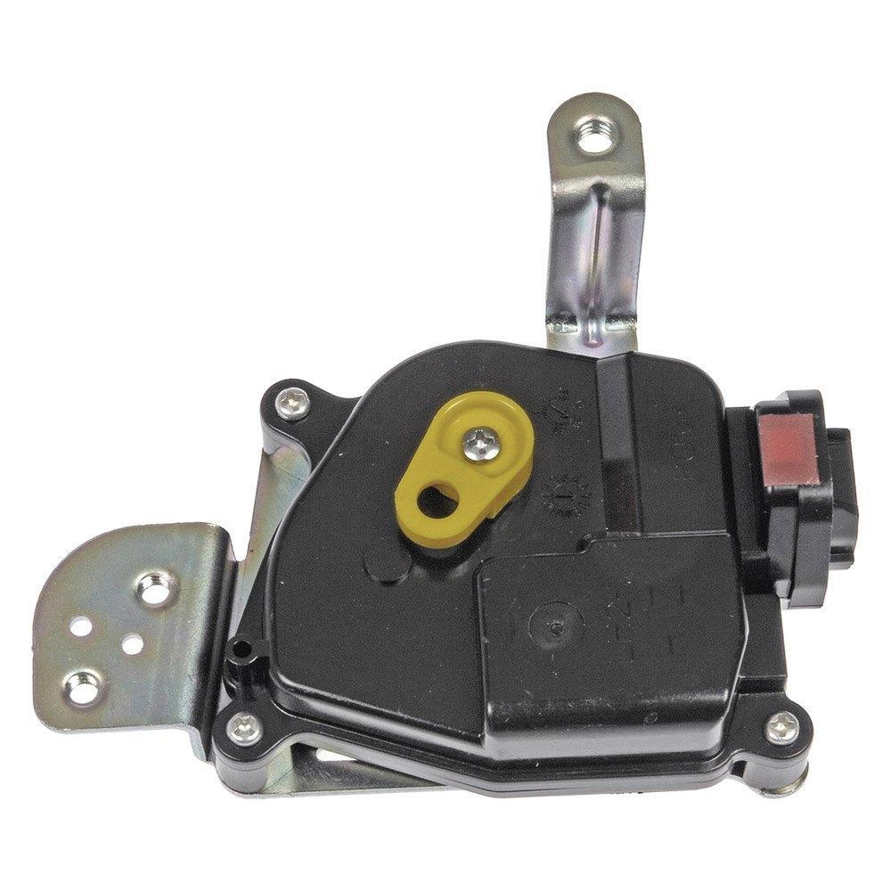 Dorman hyundai accent 2006 2011 door lock actuator motor for Door lock actuator