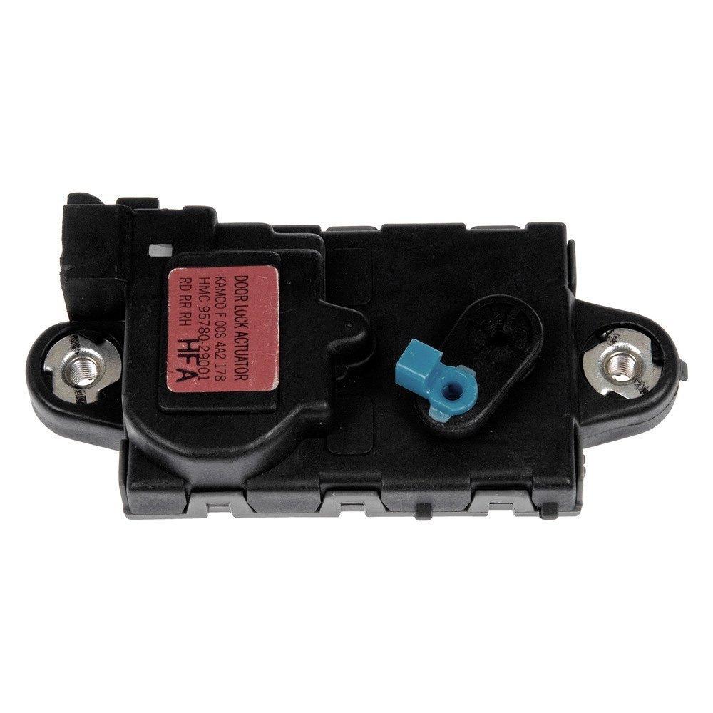 Power door lock actuator repair fix your door locks for for Power door lock motor