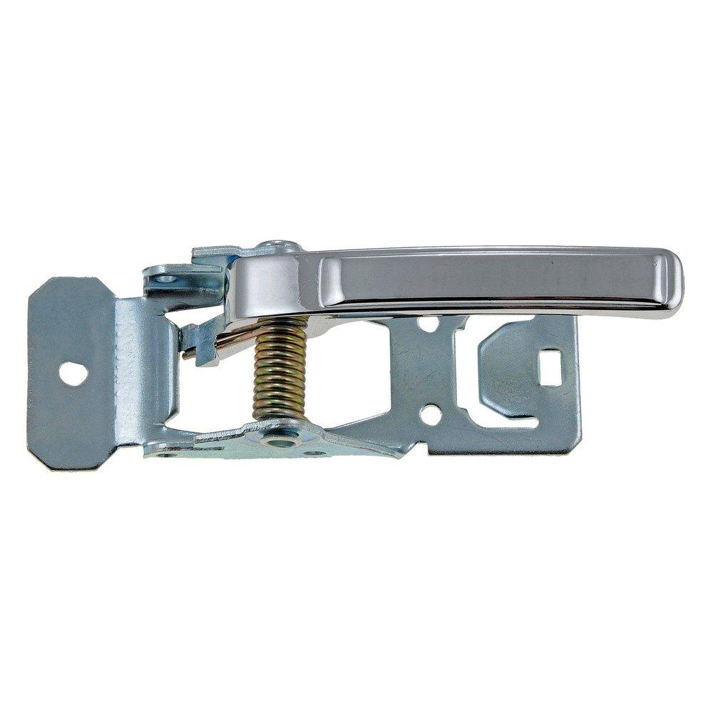 Dorman chevy g series 1985 1996 interior door handle for Door latch carid