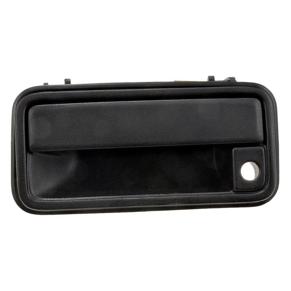 Dorman 77096 front driver side exterior door handle ebay for Door latch carid