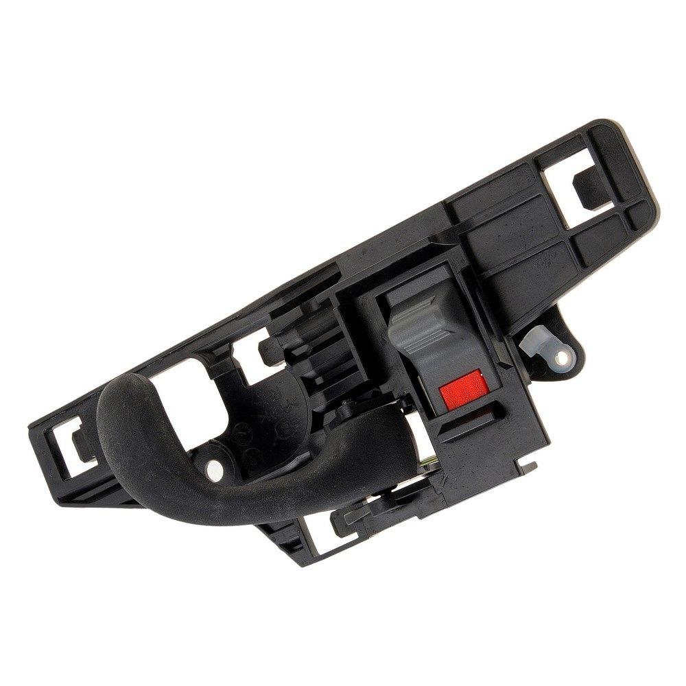 Dorman 77478 front passenger side interior door handle for Door latch carid