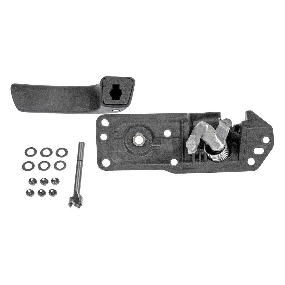 Dorman 80374 front driver side interior door handle kit ebay for Front driver side interior door handle