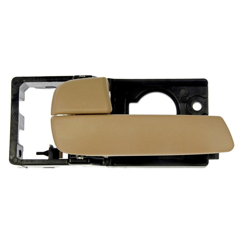 Dorman kia rio 2011 interior door handle for Door latch carid