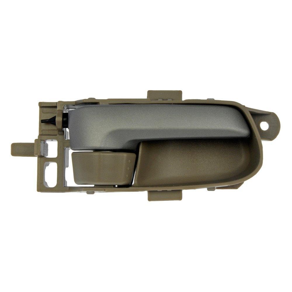 Dorman 81163 front passenger side interior door handle for Door latch carid