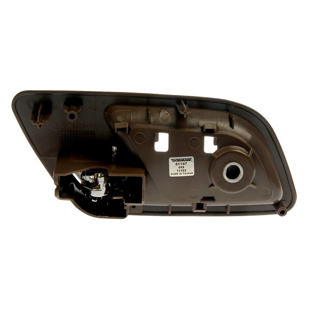 How to replace an exterior rear door handle on an 2007 chevy silverado autos weblog for 2007 chevy silverado interior door handle