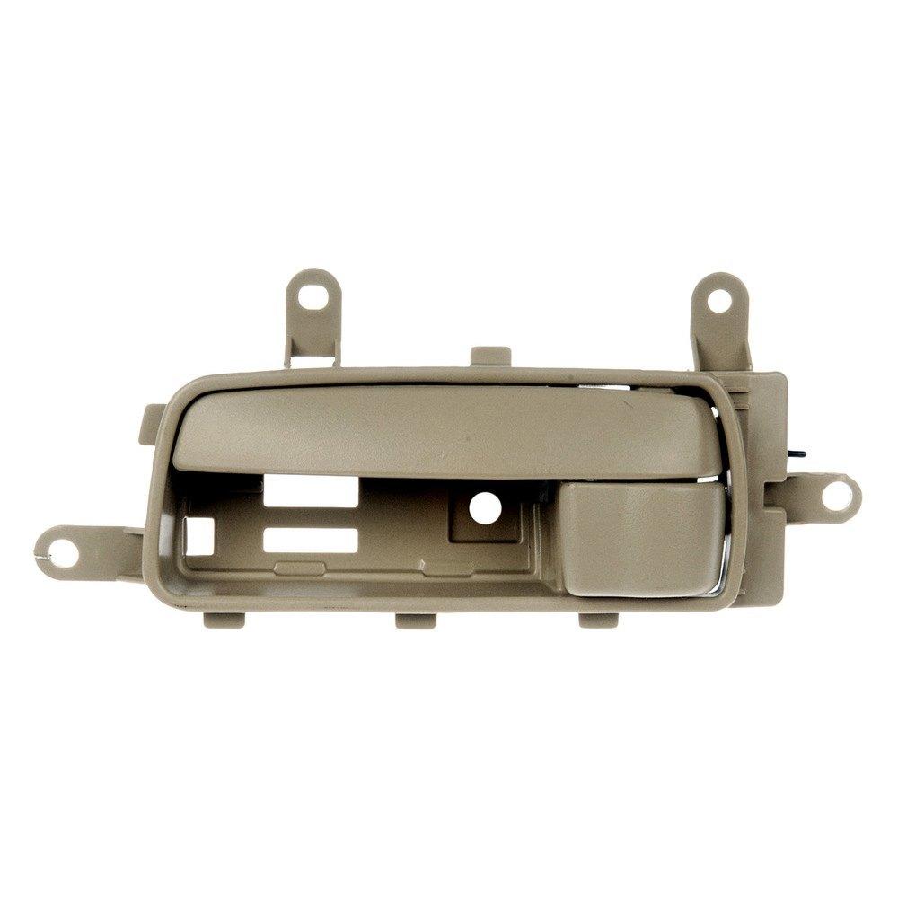 Dorman nissan sentra 2007 interior door handle for Door latch carid