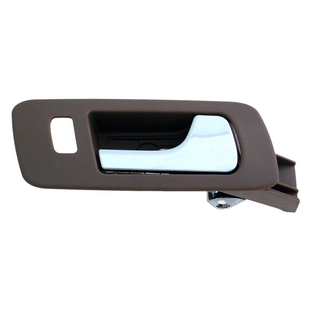 how to fix a front door handle