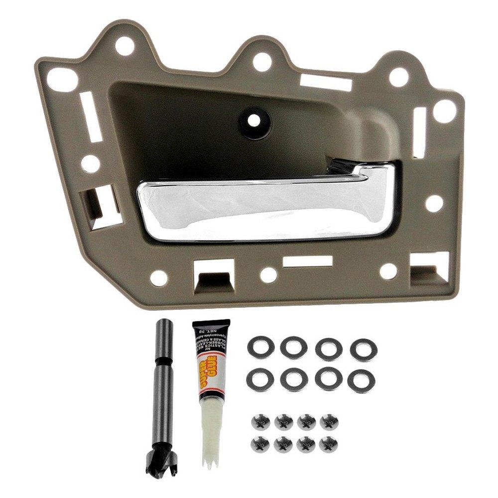 Dorman 82298 help front passenger side interior door handle 2005 jeep grand cherokee interior door handle replacement