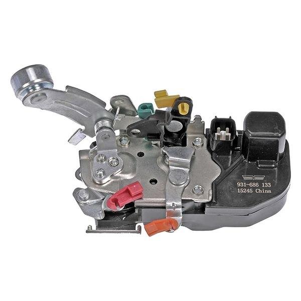 Door Lock Actuator Motor Front Left Dorman 931-686 fits 02-05 Jeep Liberty