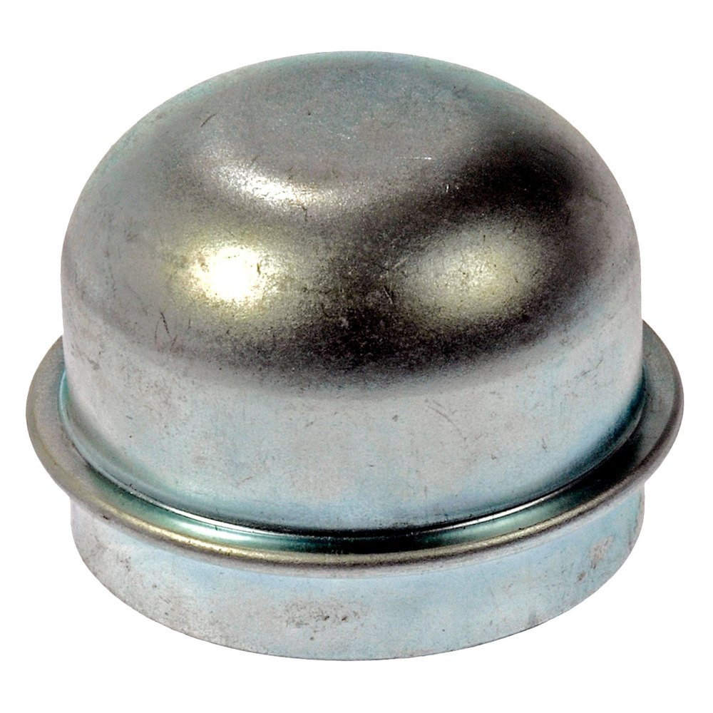 Dorman 174 13996 Front Silver Steel Wheel Bearing Dust Cap