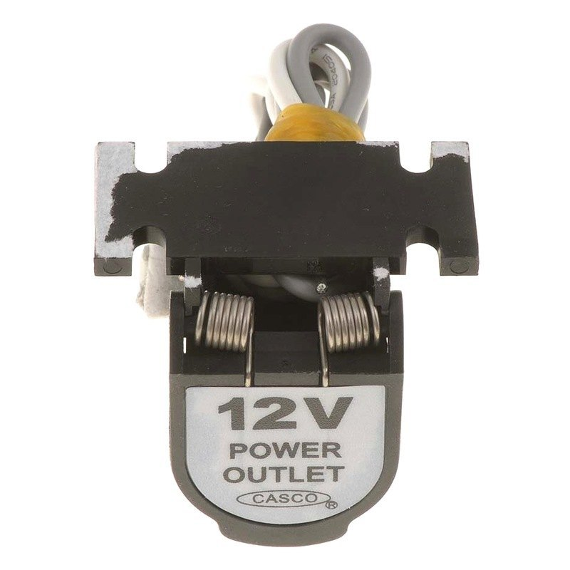 dorman� 56487 help™ cigarette lighter power plug with 12 volt weather proof exterior power outlet  installing a cigarette lighter socket