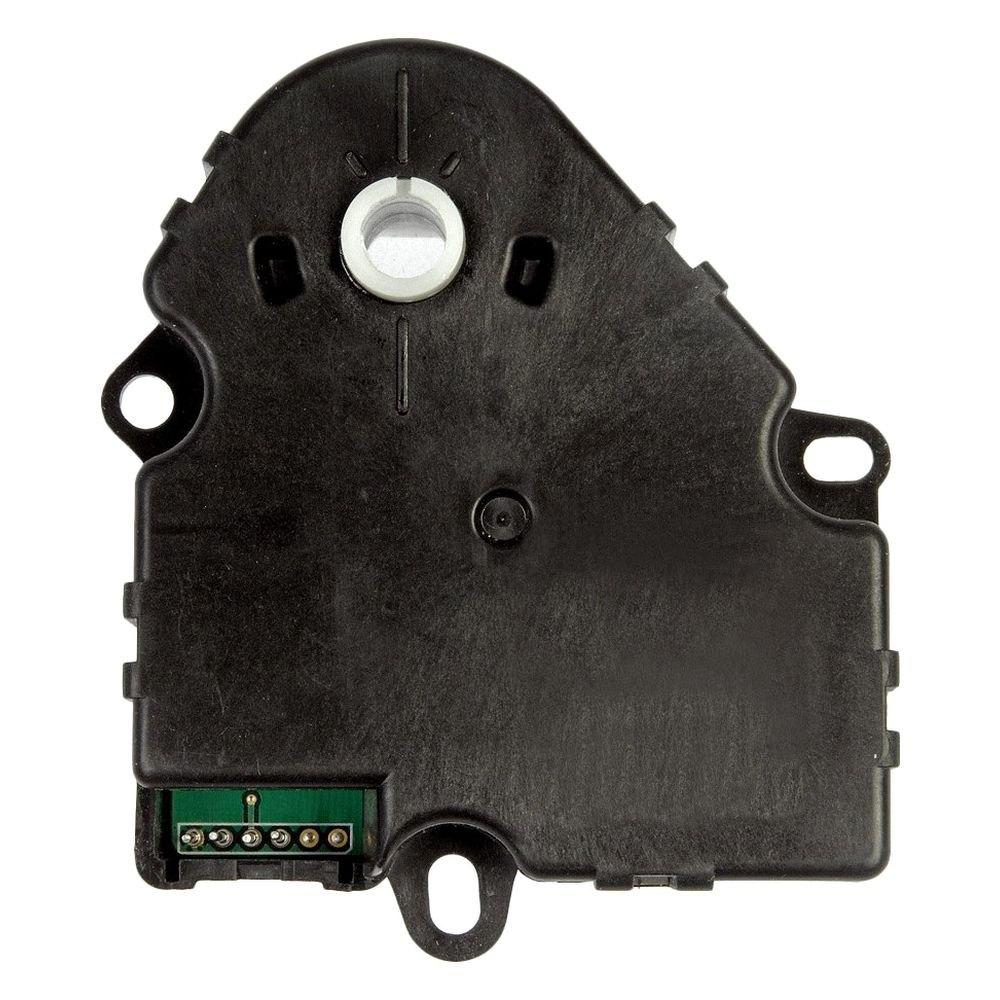 How To Replace Blend Door Actuator On 1999 Ranger Html