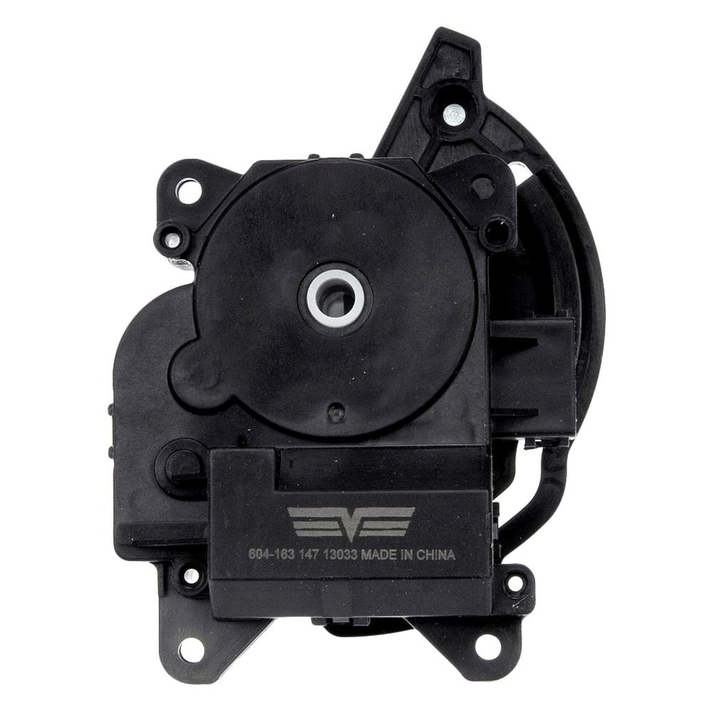 Cadillac door actuator replacement cost for Hvac motor replacement cost
