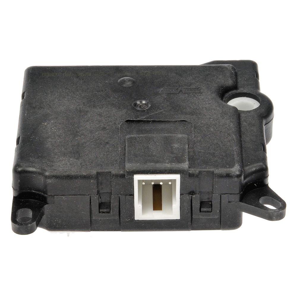 Heater blend door actuator location get free image about for Door actuator