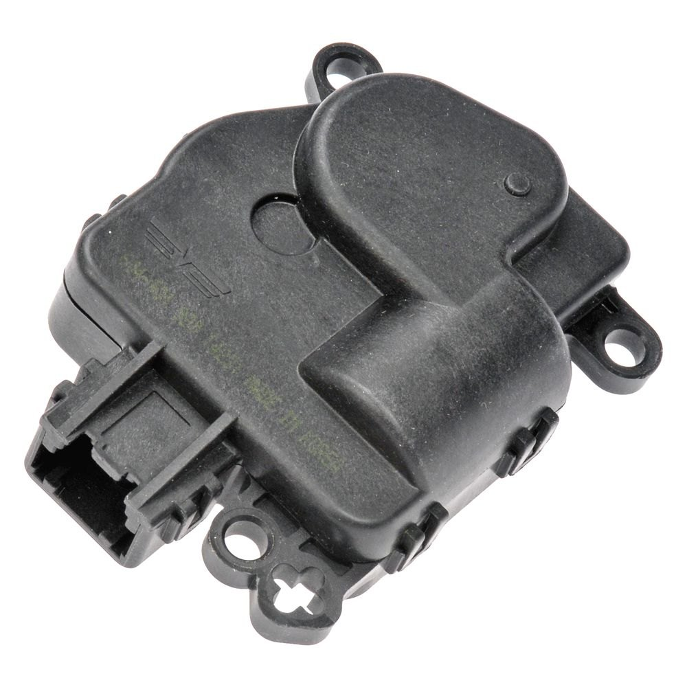 Service manual 2007 jeep wrangler mode actuator repair for Jeep grand cherokee blend door actuator motor