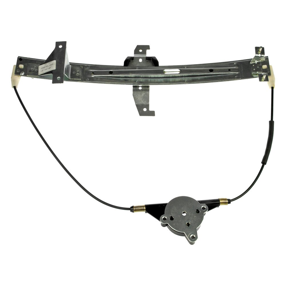 Lincoln Town Car Rear Window Regulator Repair