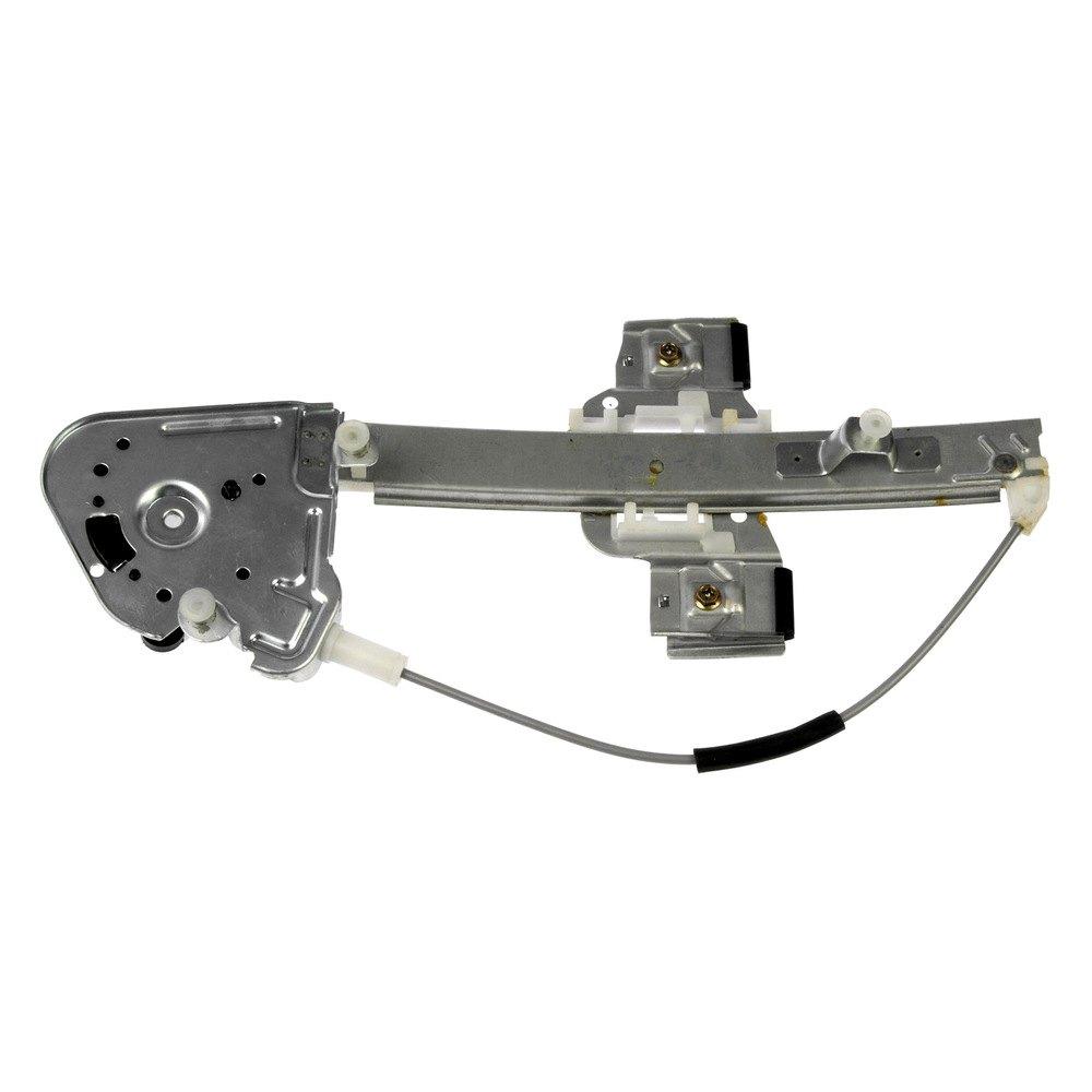 Dorman 740 888 Rear Driver Side Power Window Regulator