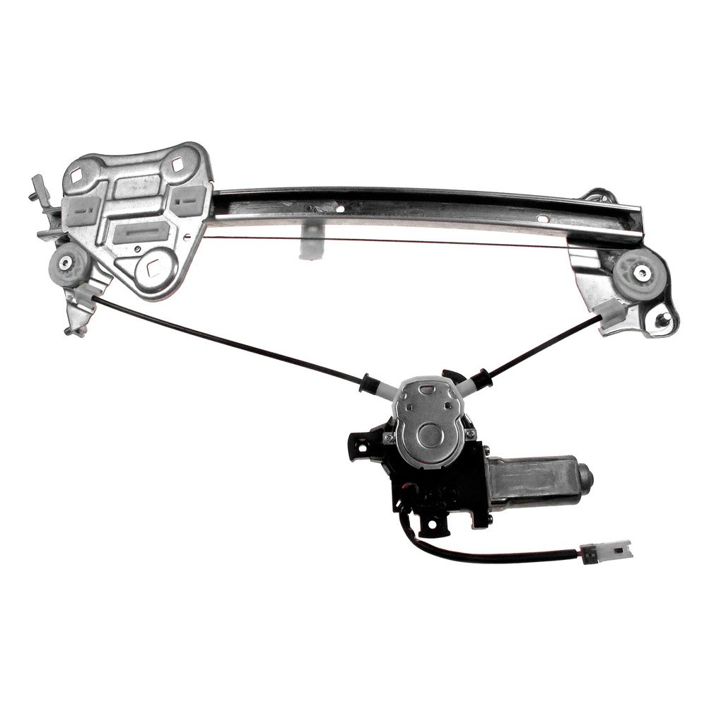 Dorman mitsubishi eclipse 2000 2005 power window motor for Window regulator and motor assembly