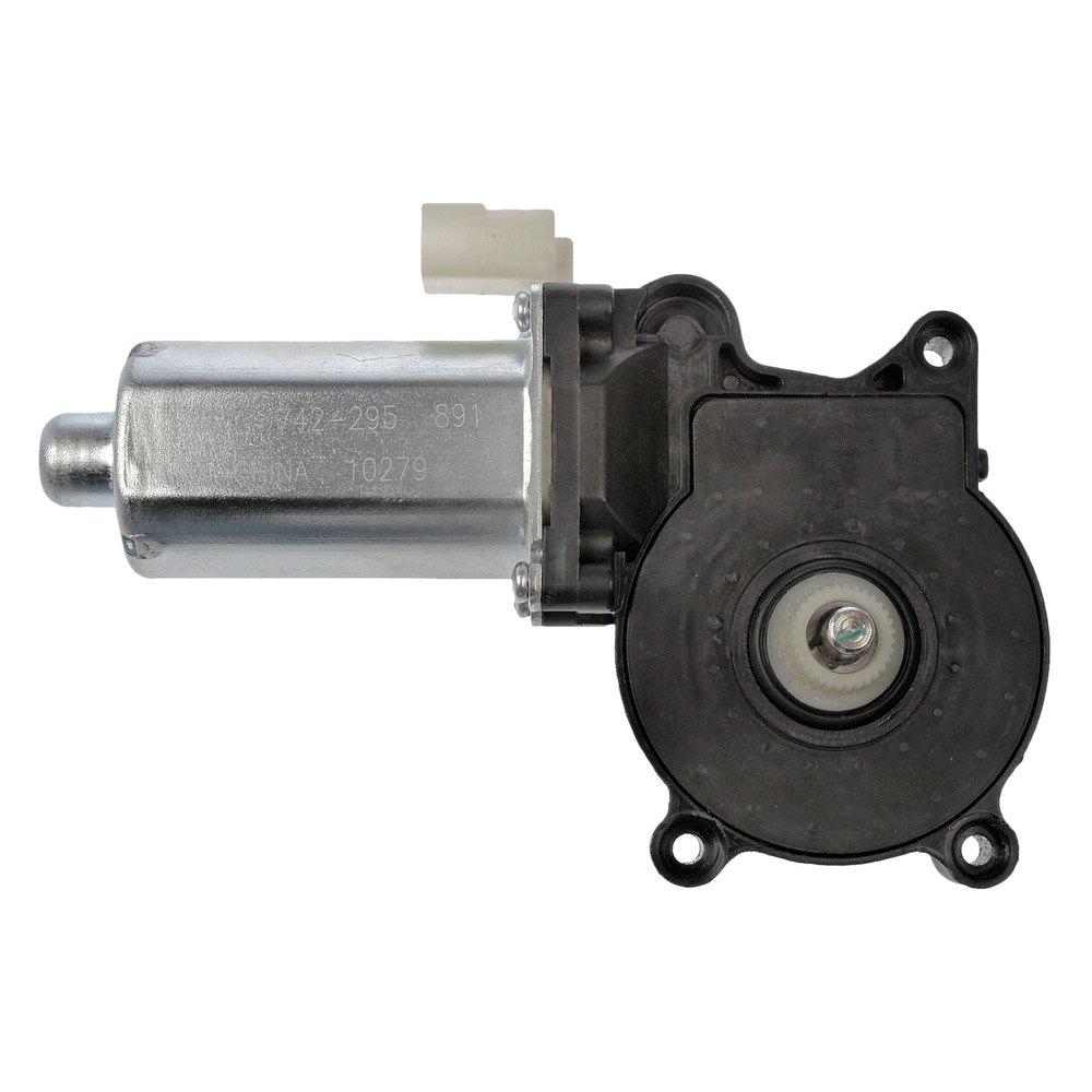 Dorman 742 295 front right power window motor for Power window motors for cars